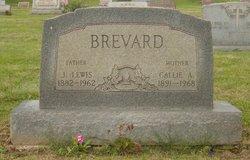 Callie M. <i>Allison</i> Brevard