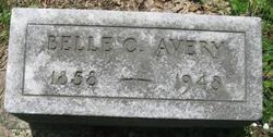 Belle Clara <i>Beidler</i> Avery