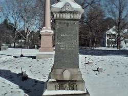 Charles E Beach