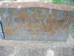 Mary Eunice Gentry