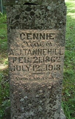 Jennie <i>Irwin</i> Tannehill