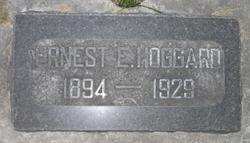Ernest Eldredge Hoggard