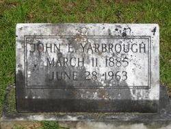 John Edward Yarbrough