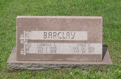 Clarence Gephart Barclay