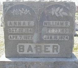 Annie <i>Butler</i> Baber