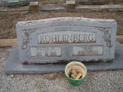 Walter Kohlenberg, Sr