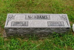 Lillian Beaterus <i>Prather</i> McAdams