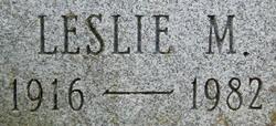 Leslie Maurice Chaffee