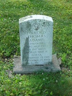 Harold Thomas Adams