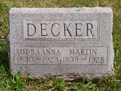 Addraanna Decker