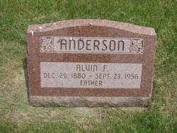 Alvin F. Anderson