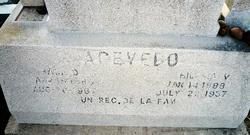 Bacilio Acevedo