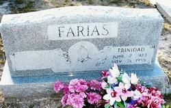Trinidad Farias