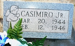 Casimiro Arriaga, Jr.