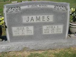 Jesse Drew James, Sr