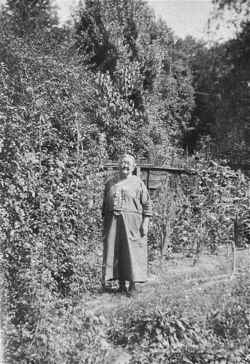 Frances Mary <i>Huband</i> Rogers