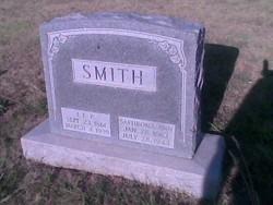 Mrs Saphrona Ann <i>West</i> Smith