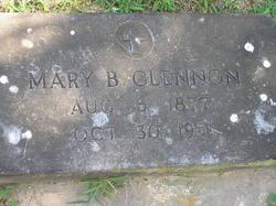 Mary Josephine <i>Badger</i> Glennon