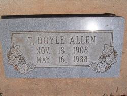 T. Doyle Allen