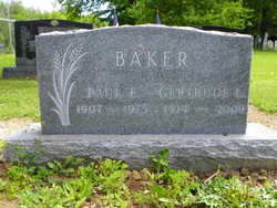 Gertrude L <i>Kirschstein</i> Baker