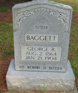 George Reilly Baggett, Sr