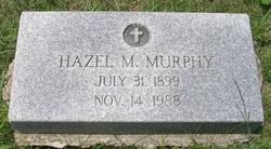 Hazel M Murphy