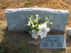 Lela Faye Adams