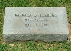 Barbara D. Fitzhugh