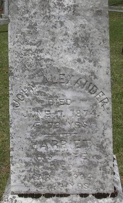 Harriet Alexander