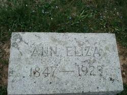 Ann Eliza <i>Blunt</i> Clark