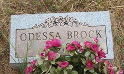 Odessa Brock