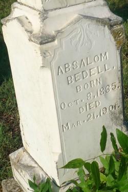 Absalom Bedell