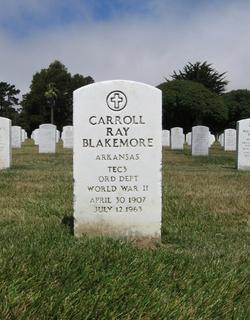 Carroll Ray Blakemore