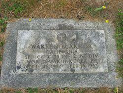 Warren 'Sy' Blake, Jr