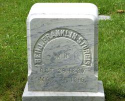 Benjamin Franklin Sturgis