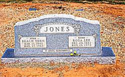 Rosa Lee <i>Brittain</i> Jones