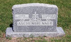 Johann John Aschenbrenner