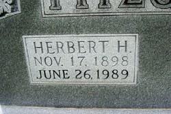 Herbert Harold Fitzgerald