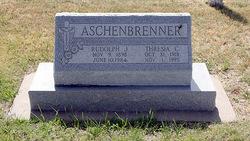 Rudolph J Aschenbrenner