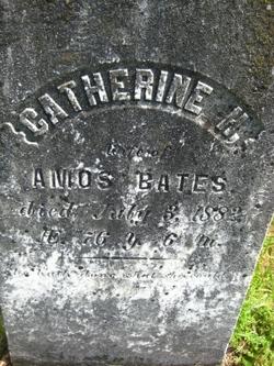Catherine <i>Hart</i> Bates