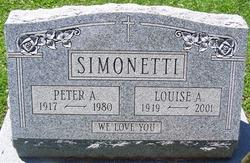 Peter A. Simonetti