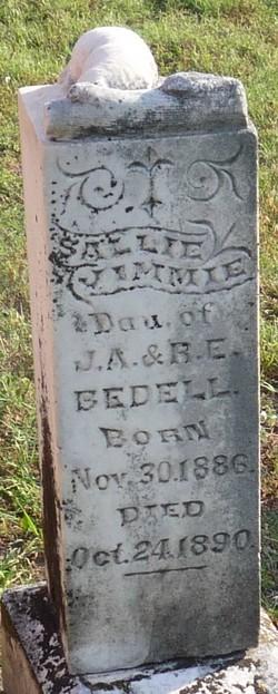 Sallie Jimmie Bedell