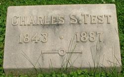 Charles S. Test