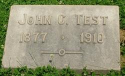 John C. Test