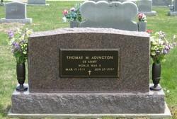 Thomas Adington