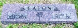 Henry R Eaton