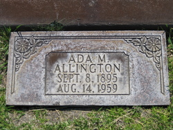 Ada M. Allington