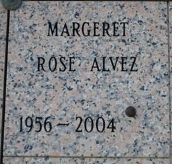 Margaret Rose Alvez