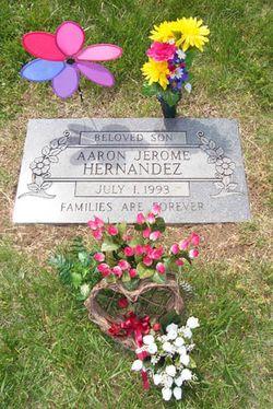 Aaron Jerome Hernandez