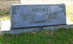 Winnie <i>Hudson</i> Adams